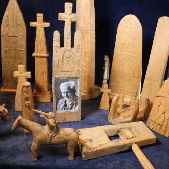 Niezwykła kolekcja rzeźb w Toruniu