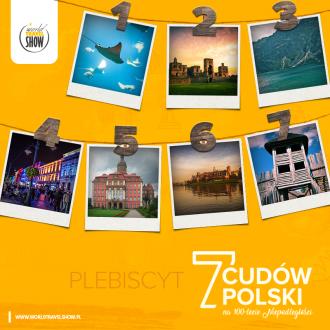 Plebiscyt na 7 Cudów Polski