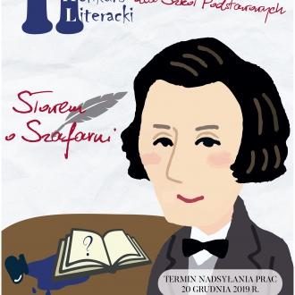 """Konkurs Literacki """"Słowem o Szafarni"""""""