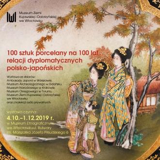 """""""100 sztuk porcelany japońskiej...."""""""