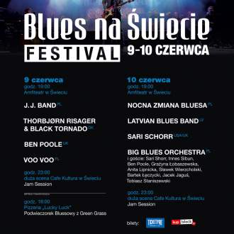 7. Blues na Świecie Festival