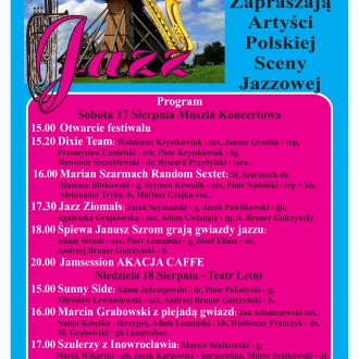 Festiwal Ciechocinek & Jazz