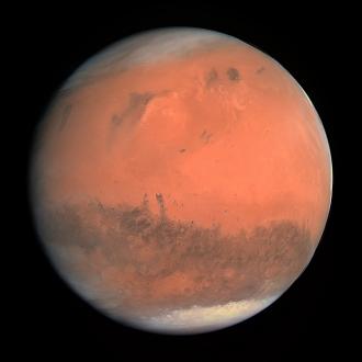 W stronę Marsa. Grafika i plakat ze zbioru kopernikanów