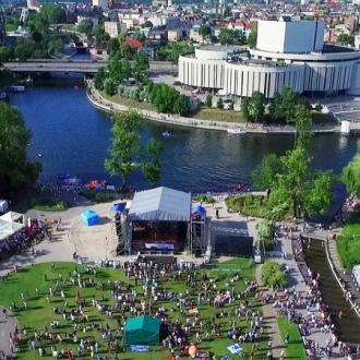 Festiwal Wodny Ster na Bydgoszcz 2018