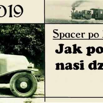 Spacer po Żninie - lata 20, lata 30