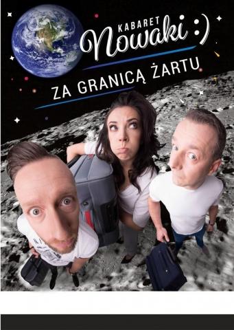 Galeria dla Kabaret Nowaki - Za granicą żartu