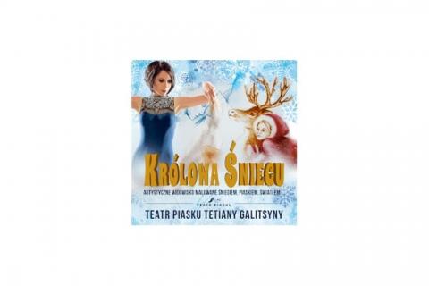 Galeria dla Teatr Piasku Tetiany Galitsyny - Królowa Śniegu