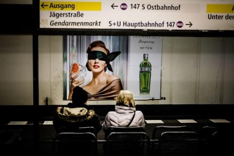 """Galeria dla Wystawa """"Zbigniew Grabowski - Berlin. Streetlife. Streetwork. Streetart"""""""
