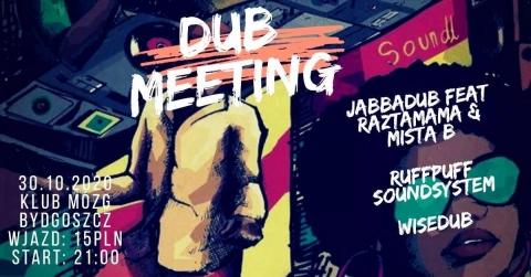 Galeria dla Dub Meeting - Jabbadub Feat. Raztamama, Mista B