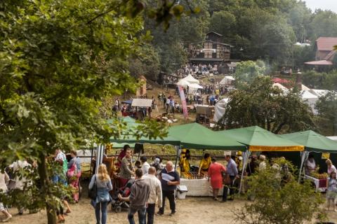 Galeria dla Festiwal Smaku