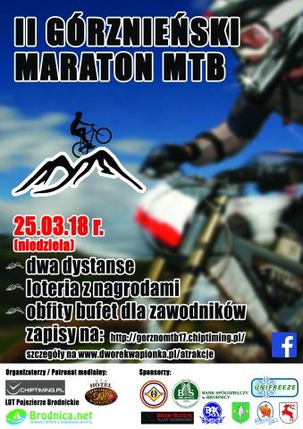 Galeria dla II Górznieński Maraton MTB