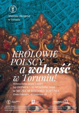 """Galeria dla """"Królowie Polscy a wolność w Toruniu!"""""""