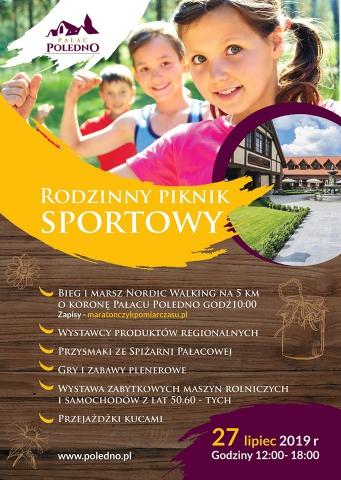 Galeria dla Rodzinny Piknik Sportowy